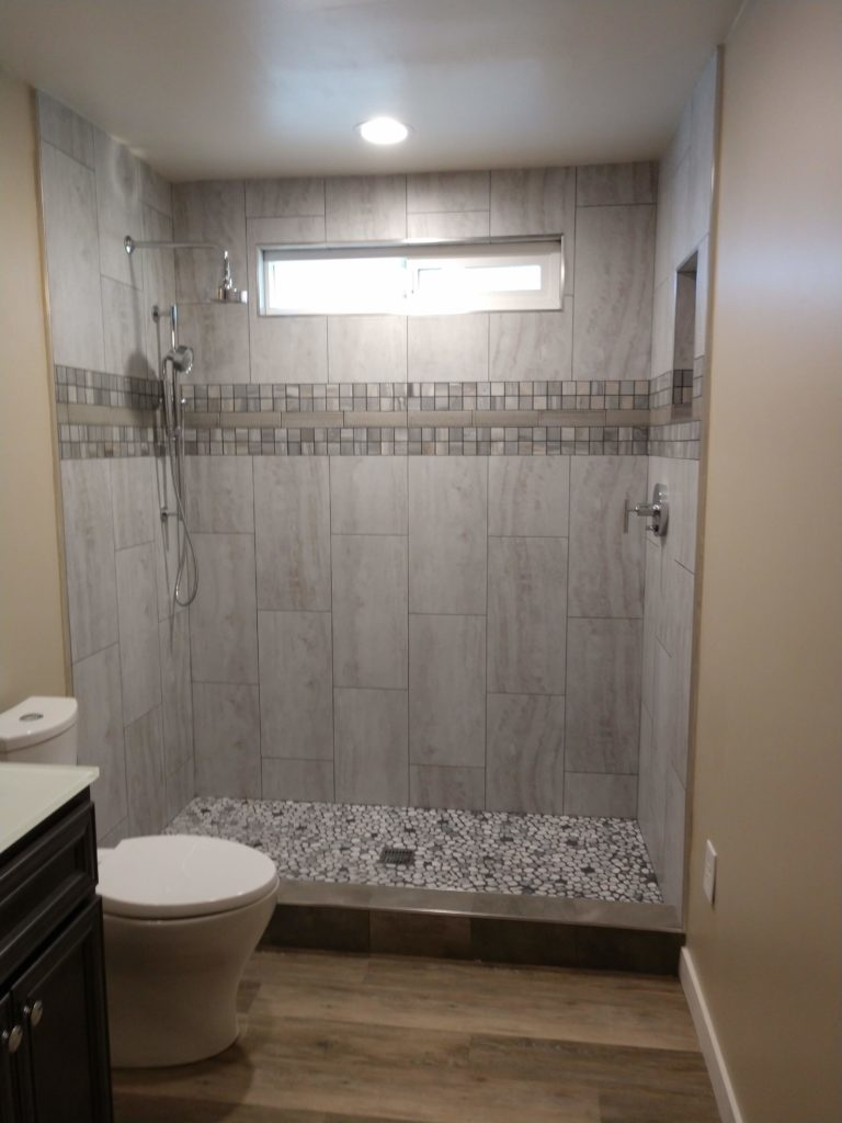 Residential Gallery Precise Flooring Showers Inc
